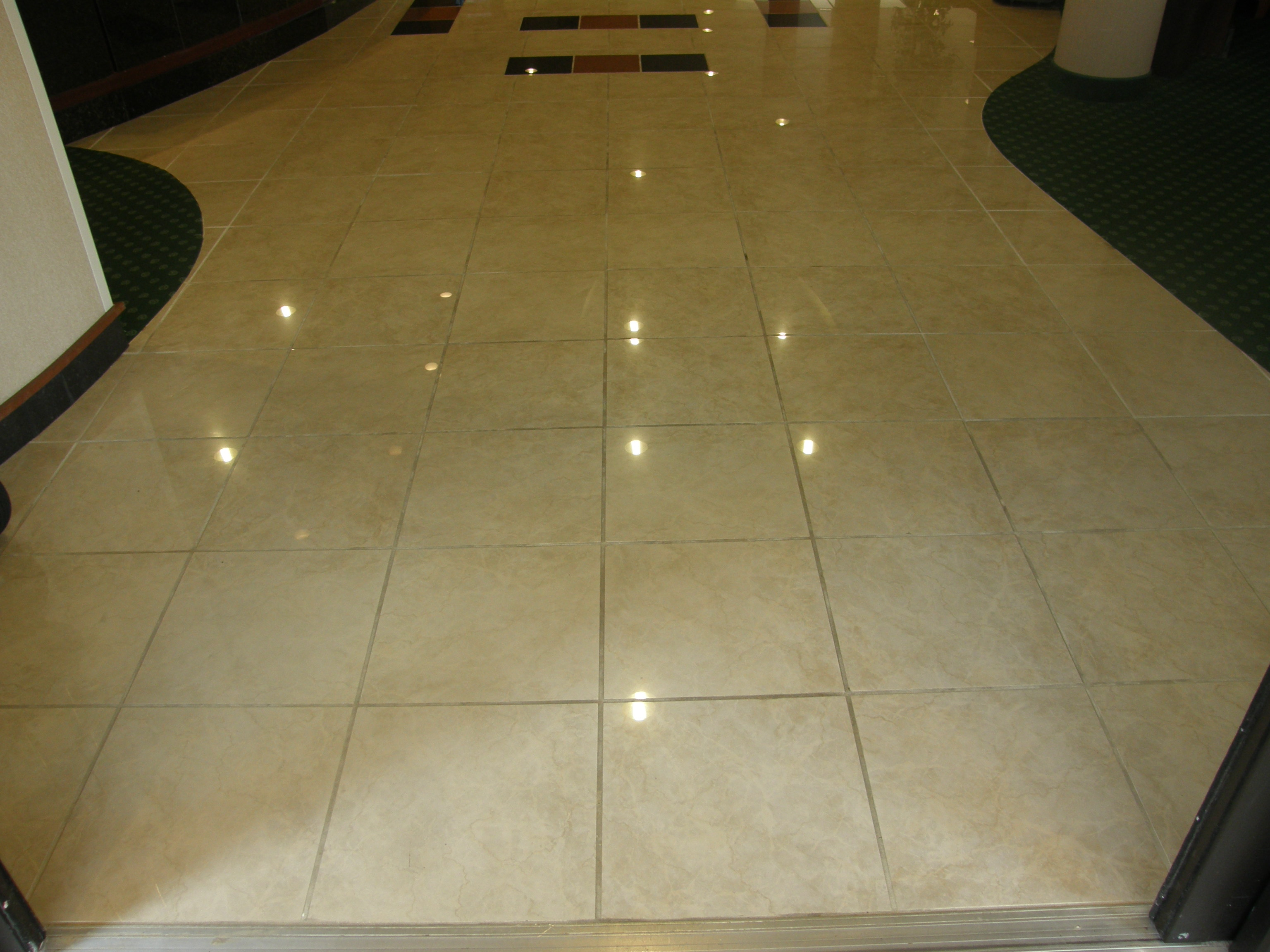 Grout Works Grout Cleaning, Recoloring and Sealing ...